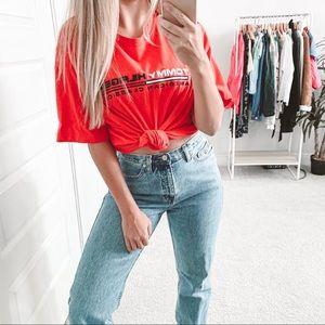Tommy Hilfiger Vintage Oversized Graphic T-Shirt